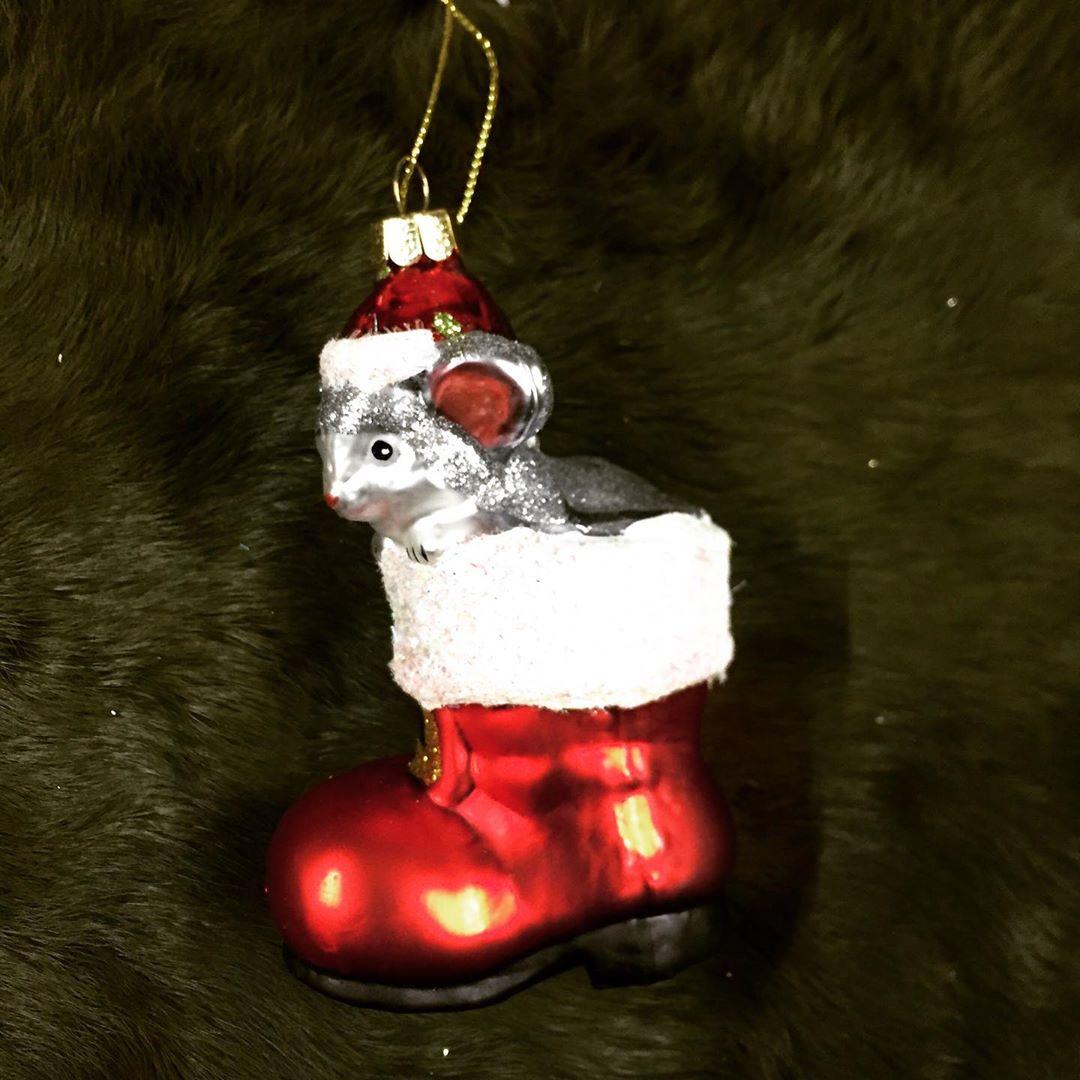 Christmas ornaments part 1