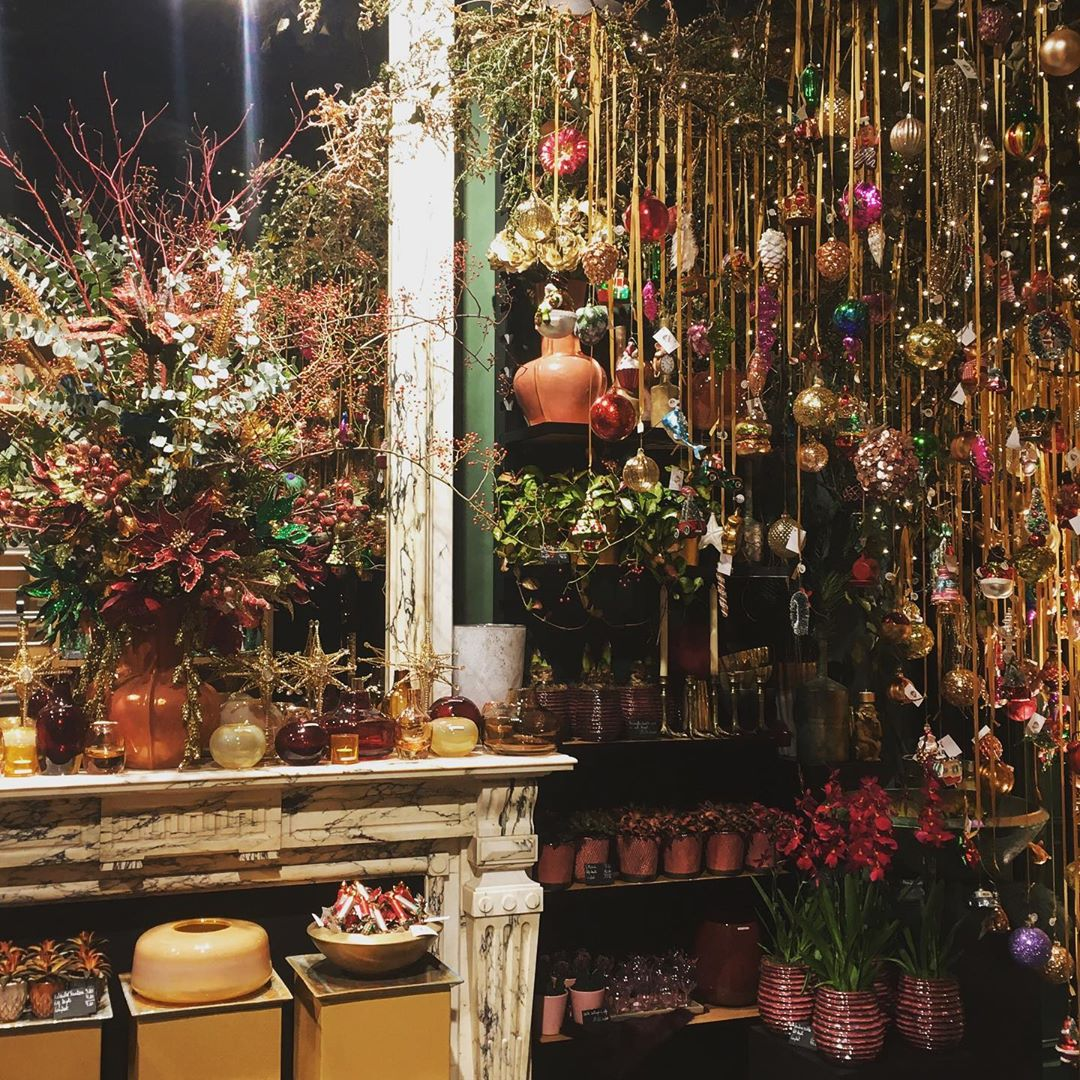 Our shop is ready for Christmas